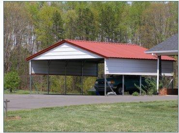 Carport Prices Alabama | Metal Carport Prices AL
