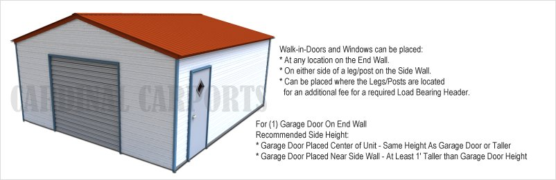 Garage Door Guide - Single Door