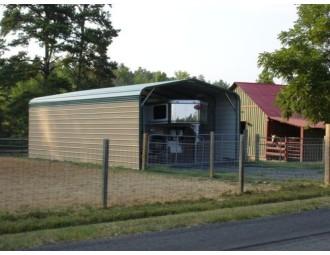 Carport | Regular Roof | 16W x 31L x 9H