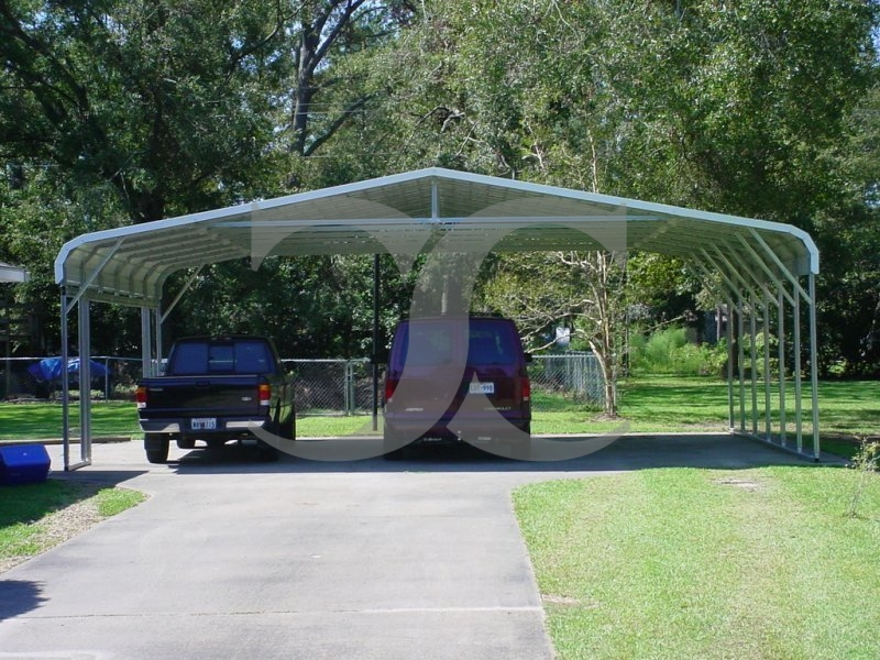 Carport | Regular Roof | 30W x 26L x 8H
